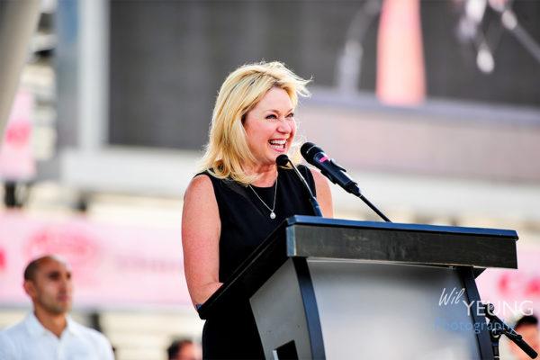 Bonnie Crombie, Mayor of Mississauga | Japan Festival Mississauga